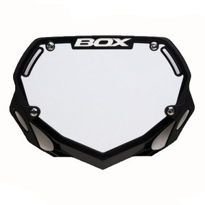 BOX nummerbord - Mini
